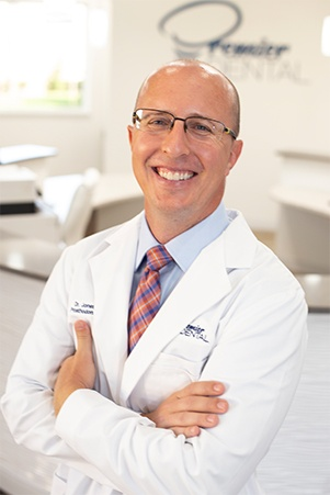 Vero Beach prosthodontist Adam Jones, DMD
