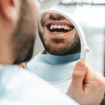 Teeth with slight imperfections that could benefit from tooth recontouring