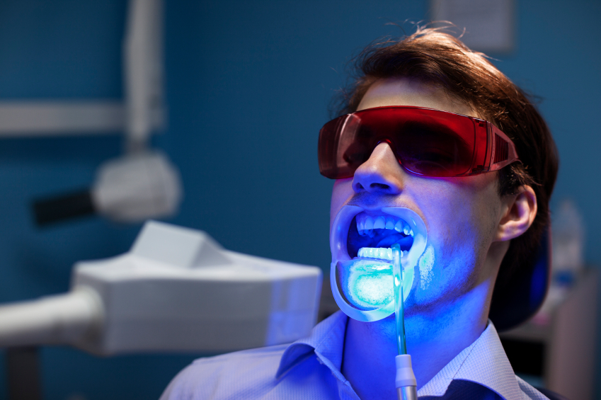 Cosmetic dentistry services can get your teeth looking bright.
